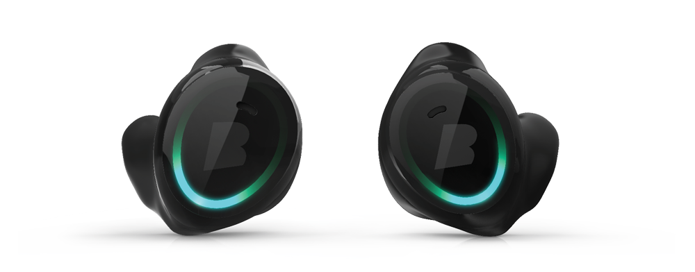 The Bragi Dash Pro Tailored by Starkey Hearing Technologies
